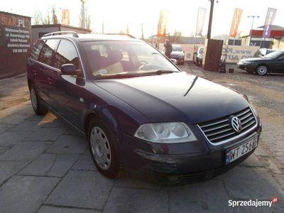 używany VW Passat 1.9dm 131KM 2001r. 304 000km