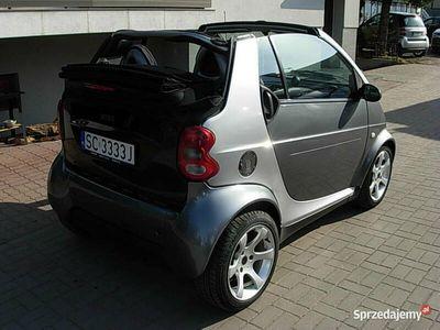 używany Smart ForTwo Cabrio 0,8 diesel z klima