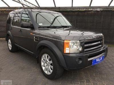 używany Land Rover Discovery 3 2.7D V6 HSE Salon Polska!