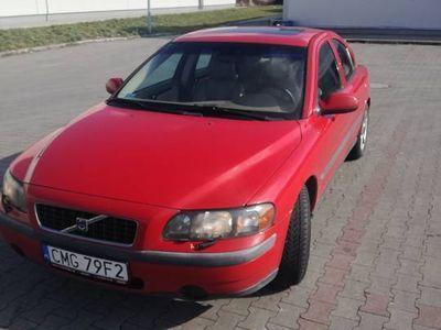 używany Volvo S60 d5 2.4 turbo lpg