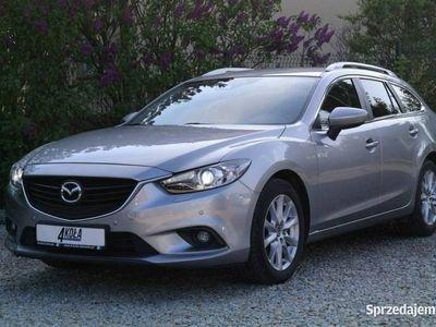 używany Mazda 6 Xenon*Serwis*Gwarancja* III (2012-)