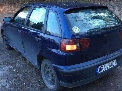 używany Seat Ibiza 2FL 1.4 2002r