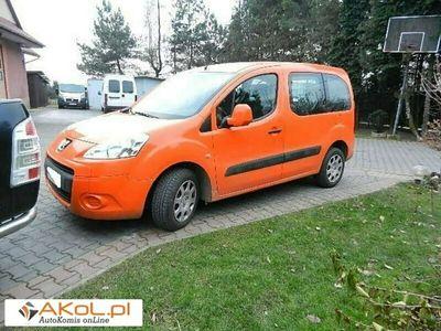 używany Peugeot Partner 1.6dm 75KM 2010r. 180 000km