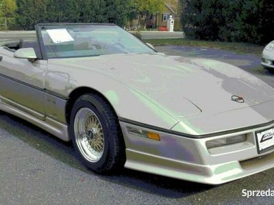 używany Chevrolet Corvette CorvetteV8 5.7 benz. 240 KM KLASYK 1987 IV (C4) (1984-1996)
