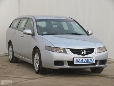 używany Honda Accord VII Salon Polska, Serwis ASO, Klimatronic,ALU