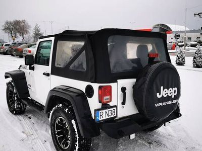 używany Jeep Wrangler Sport