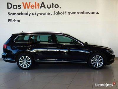 używany VW Passat 2dm 190KM 2015r. 202 248km