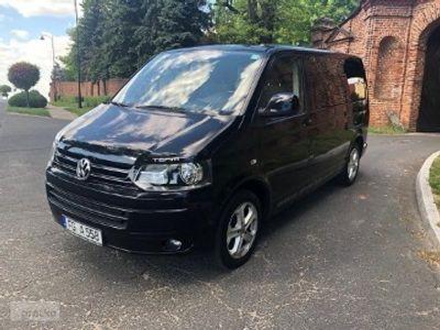 używany VW Multivan 2,0 TDI 4MOTION 4X4 FUL OPCJA KOMPLETNY OPŁACONY