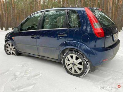 używany Ford Fiesta GHIA Automat 1,4 72000km