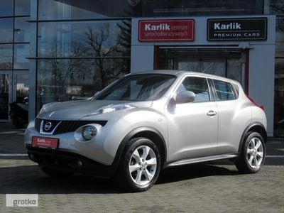 używany Nissan Juke Dealer Karlik Malta 1.6 116KM Acenta Salon Polska