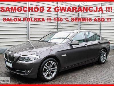 używany BMW 520 SERIA 5AUTOMAT + Salon PL + 100% Serwis + Navigacja !!!