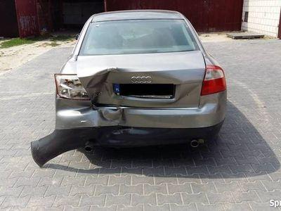 używany Audi A4 B6 1.8T 163 KM
