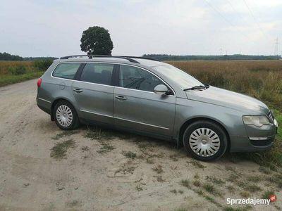 używany VW Passat b6 (zamiana)