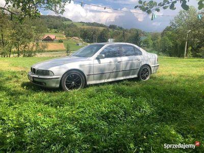 """używany BMW 525 e39 SEDAN d 163km (nie tds) Alu 18"""" ZAMIANA!!"""