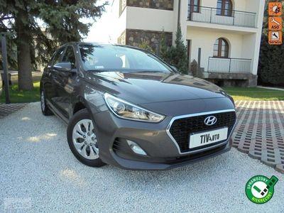 używany Hyundai i30 II 1.4MPI Gwarancja ASO Salon BEZWYPADKOWY Serwis F Vat23%