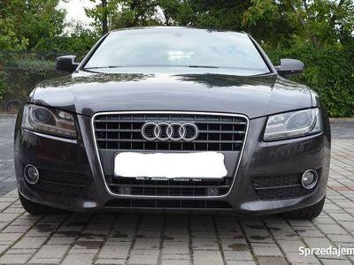używany Audi A5 Sportback 8T Bardzo dobry stan