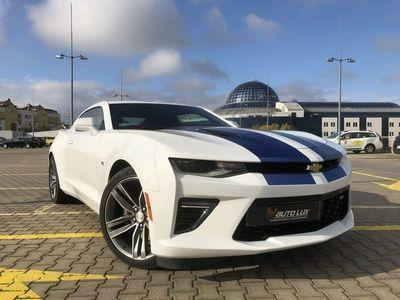 używany Chevrolet Camaro 6.1dm3 455KM 2016r. 22 000km