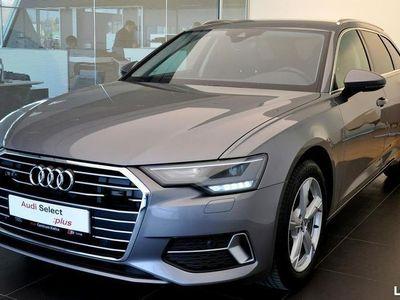 używany Audi A6 2.0 TDI 204 KM LED S-line Aktywny temp. Navi C8 (2018-)
