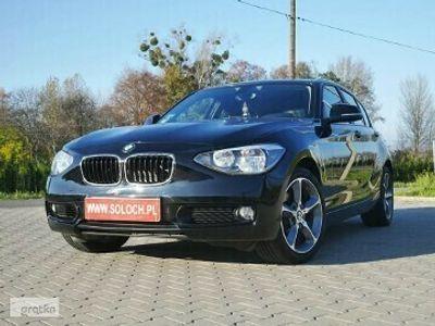 używany BMW 116 2dm 116KM 2014r. 76 000km