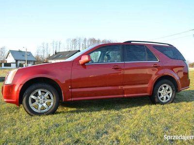 używany Cadillac SRX 2008 AWD 4x4 GAZ LPG zadbany LIFT