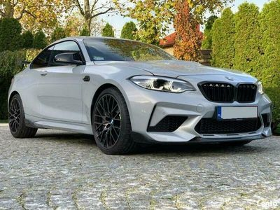 używany BMW M2 Competition Track Pack CSL Performance Carbon DCT F87