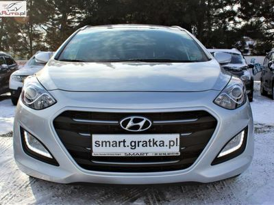 brugt Hyundai i30 1.6dm3 136KM 2016r. 38 673km LIFT / LED / Klimatronik / 1.6 16V 136KM / 38673km /