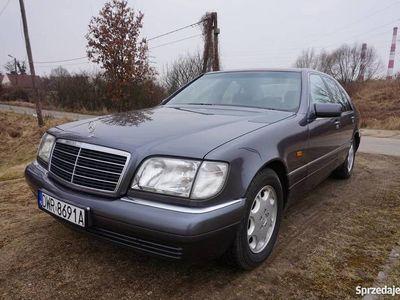 używany Mercedes S320 W14095 196 TYS.