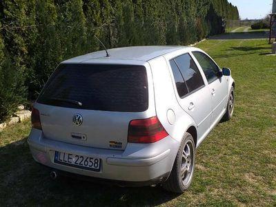 używany VW Golf IV 1.8 125 km