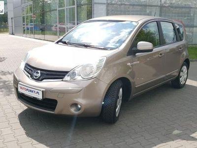 używany Nissan Note 1.4dm3 88KM 2009r. 102 740km Acenta