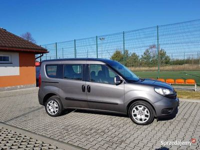 używany Fiat Doblò Lift Klimatyzacja Tempomat 5 Osobowy 1.6 MultiJet
