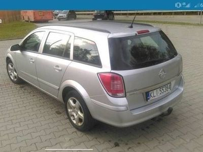 używany Opel Astra 1.7 Cdti 110KM 2007 rok