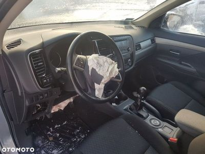 używany Mitsubishi Outlander III