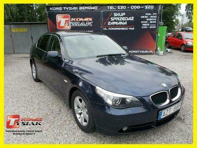 używany BMW 520 !!! Bemowo !!! 2.0 Diesel (163KM), 2006 rok !!! BOGATE WYPOSAŻENIE !!! E60 (2003-2010)