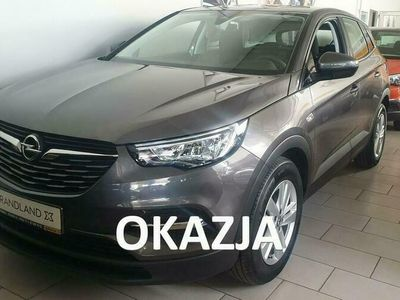 używany Opel Grandland X 1.2dm 130KM 2020r. 1 651km