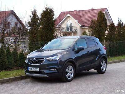 używany Opel Mokka X Enjoy 1.6 Benzyna 115 KM_rocznik 2017_24 tys km