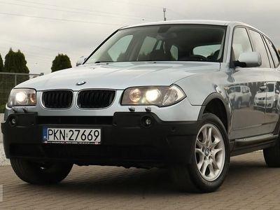 używany BMW X3 I (E83) SportPakiet 2.0 d Xenon Klimatronik Gwarancja !!!
