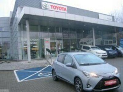 używany Toyota Yaris III 1.5 VVT-IE 111KM,Premium + City + Style,Oferta ASD Toyoty