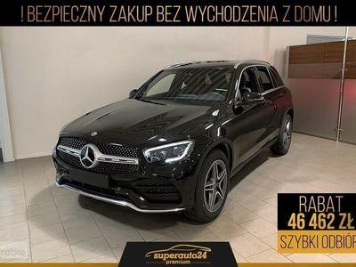 używany Mercedes 220 Klasa GLC 2.04MATIC (194KM) | AMG + Premium + Pakiet utrzymania ruchu, Chorzów