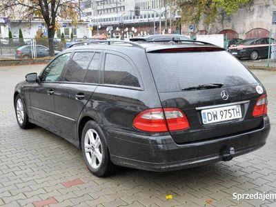 używany Mercedes E220 CDI 170KM, kombi, diesel