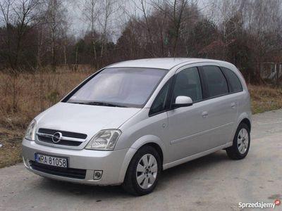 używany Opel Meriva 2004