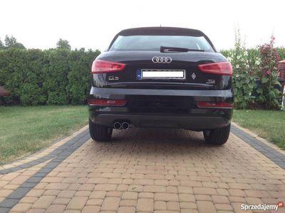 używany Audi Q3