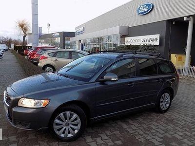 używany Volvo V50 II Dealer, Kombi, Diesel, Tempomat, Org. Lakier, Szczecin