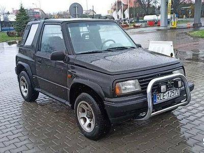 używany Suzuki Vitara Cabrio