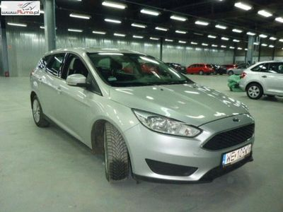 używany Ford Focus 1.5dm3 120KM 2015r. 120 000km Salon*Polska*Faktura23% ASO,