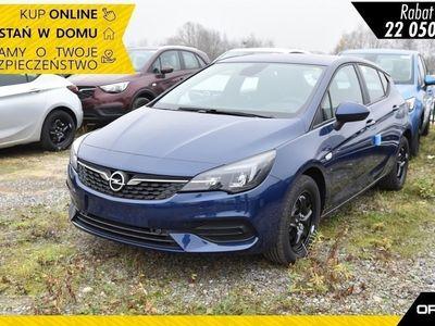 używany Opel Astra Edition 1.2 Turbo 110KM Reflektory w technologii LED+Klimatyzacja