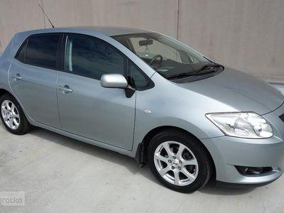 używany Toyota Auris I 1.6 Ben.132KM Klimatronic/Czuj.Parkowania/Gwar.Przebiegu/Soczewka/ES