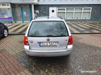 używany VW Bora 1.9 tdi automat