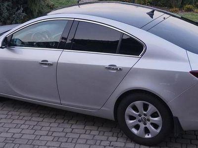 używany Opel Insignia 2TDI, 2014,bezwypadk,1wł, serwis ASO, stan bd.