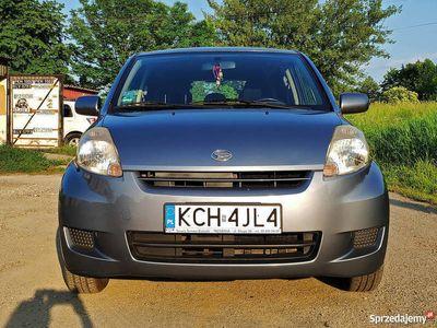 używany Daihatsu Sirion 1.3 LPG KLIMA 2007r. jak Subaru Justy Toyota