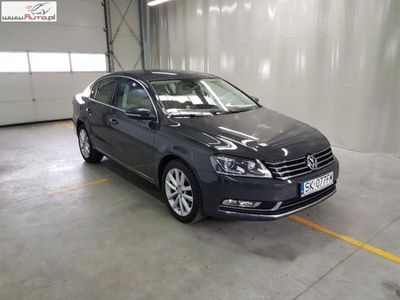 used VW Passat Passat 1.4dm3 160KM 2014r. 143 118km B7 10-14,1.4 TSI BMT Highline